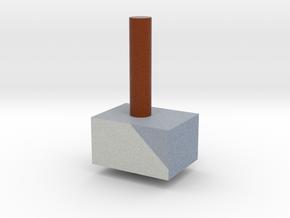Hammer in Full Color Sandstone