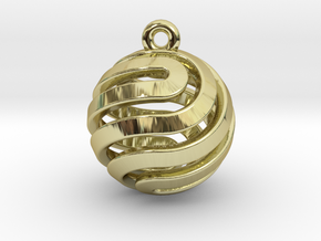 Ball-small-14-4 in 18k Gold