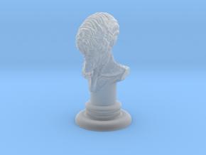 Alien-02 in Smooth Fine Detail Plastic