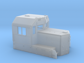 CB0019 CN SD40U Cab with Class Lights 1/87.1 in Frosted Ultra Detail