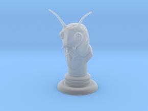Alien-07 in Smooth Fine Detail Plastic