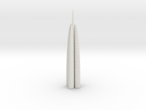 Anki & Guild Cityscape - The Spire in White Strong & Flexible