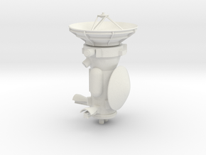 Cassini Model 1 in White Strong & Flexible