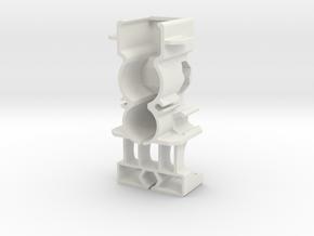TAV-ORganizer in White Strong & Flexible