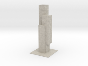 Anki & Guild Cityscape - The Block in Sandstone