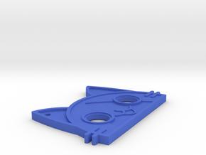 Felyne Keychain in Blue Processed Versatile Plastic