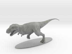 T-Rex in Metallic Plastic