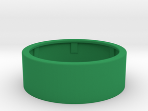 Housing for Killflash fits 44.5mm scope (outer dia in Green Processed Versatile Plastic