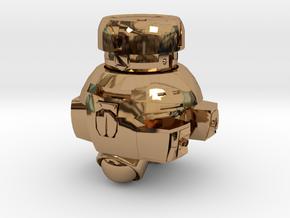 Vincent Robot in Polished Brass