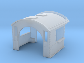GTW CAB in Smooth Fine Detail Plastic