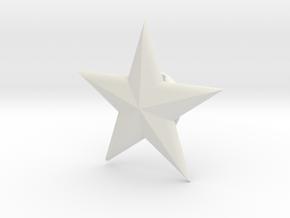 SSM-STAR-BASICloft 1.00 in White Natural Versatile Plastic