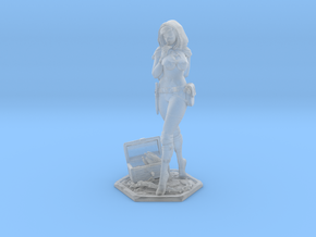 Female Thief 2inch in Smoothest Fine Detail Plastic