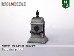 Monument Requiem (N 1:160) in Frosted Ultra Detail