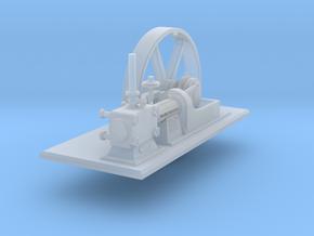 Corlis Engine Final Full Flywheel in Smooth Fine Detail Plastic