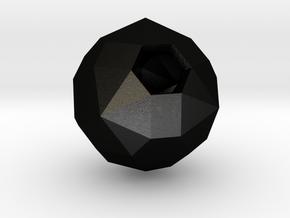 CODE: WP8B - PENDANT in Matte Black Steel