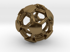 iFTBL The One ' in Polished Bronze