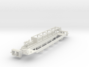 N.03B - Part B - SNCF TGV Duplex Motrice - Chas in White Strong & Flexible