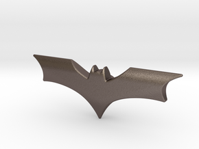 NEW! Bat NUT, for M6 x1 Screw in Polished Bronzed Silver Steel