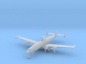 EC-121 w/gear (FUD) in Smooth Fine Detail Plastic: 1:700