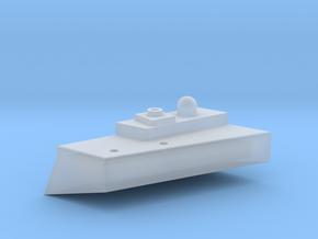1/700 Sponson for Novorossiysk Conversion in Smooth Fine Detail Plastic