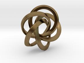 Pentacycle in Natural Bronze