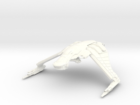 Lavor Class Escort in White Strong & Flexible Polished