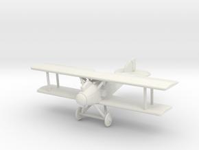 GWA04 Albatros DII (1/144) in White Natural Versatile Plastic