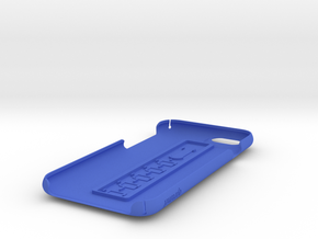 SIMPLcase for iPhone 6s, 6 in Blue Processed Versatile Plastic