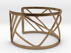 Subgeometric 1_Medium in Raw Brass