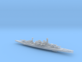 UK BC Repulse [1941] in Smooth Fine Detail Plastic: 1:1800