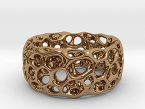 Frohr Design Radiolaria XL in Polished Brass