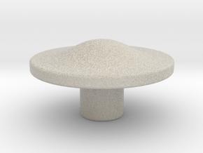 Tai Hat Finial in Natural Sandstone