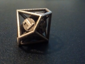 10-Sided Vector Die (1%s) in Stainless Steel