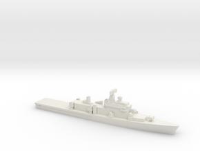 ITS Andrea Doria, w/ barrels, 1/3000 in White Strong & Flexible