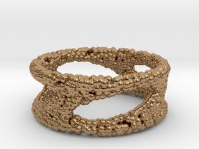 Frohr Design Bracelet Sphere in Polished Brass