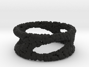 Frohr Design Bracelet Sphere in Black Natural Versatile Plastic