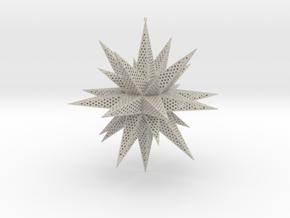 Christmas Star in Natural Sandstone