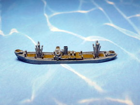 German WWII Hansa Type 5000 Freighter 1/1800 in Frosted Ultra Detail