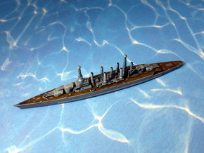 CC 1 USS Lexington 1916 1/2400 in Frosted Ultra Detail