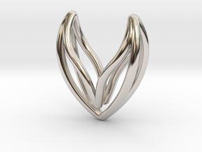 sWINGS Hearty. Pure, Fine, Elegance. in Platinum