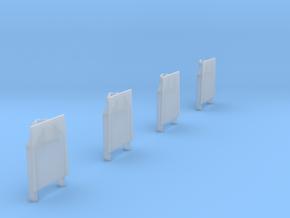 Haken Für Herpa 4x  in Frosted Ultra Detail