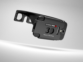 Samsung Galaxy S4 Stereoscopic in White Strong & Flexible