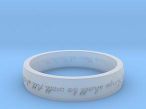 Model-4dcd7709e9c48d97fdb0be5947623b50 in Smooth Fine Detail Plastic