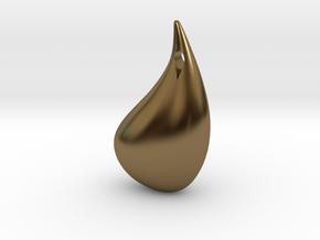 MiniDrip  in Polished Bronze