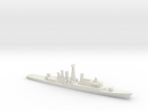 ITS Impavido-class DDG, 1/2400 in White Natural Versatile Plastic