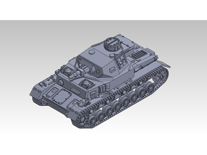1/87 PzKpfw IV ausf.F in Frosted Ultra Detail