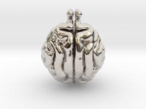 Cat Brain in Platinum