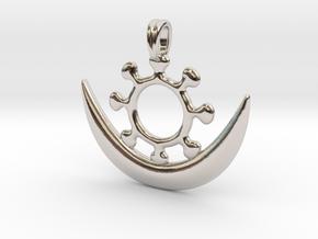 Symbol OSRAM NE NSOROMMA Jewelry Necklace in Platinum
