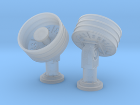 1:48 scale  SatCom 45 at Deg in Smooth Fine Detail Plastic