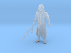 Tyler's Barbarian in Frosted Extreme Detail